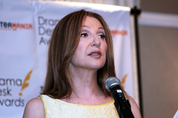 Photo Coverage: Donna Murphy & Brian d'Arcy James Announce Drama Desk Nominations!