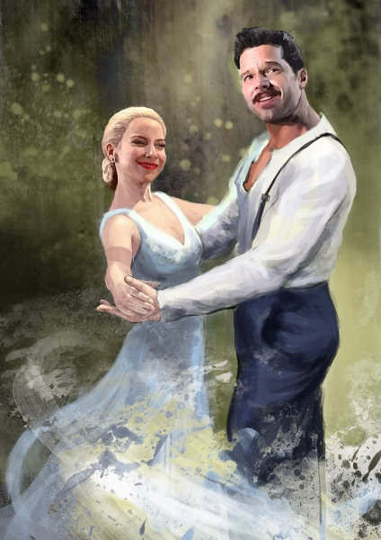 BWW Exclusive STAGE ART- EVITA!