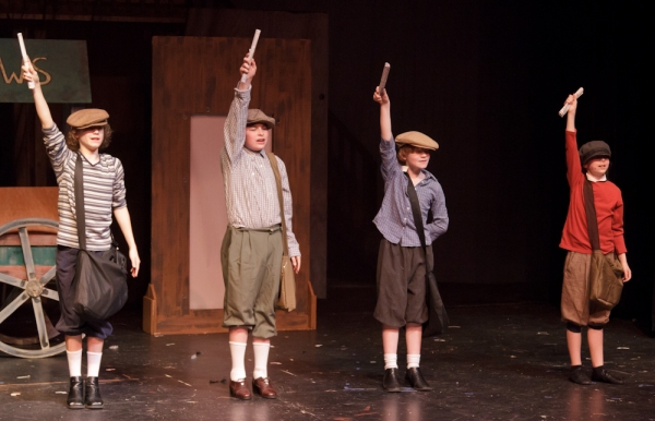 Photo Flash: South Bend Civic Theatre Presents GYPSY, Now thru 5/13