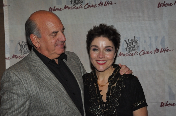 Martin Silvestri and Christine Andreas at Christine Andreas and More in Musicals In Mufti's COLETTE COLLAGE