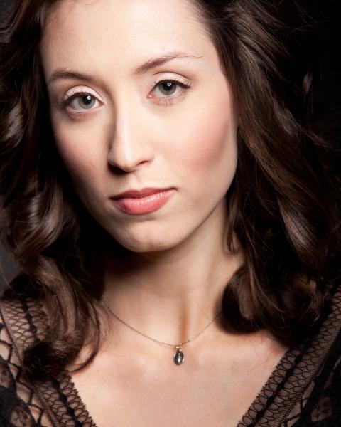 Hey, Jef, Here's My Headshot: KATHERINE SANDOVAL TAYLOR