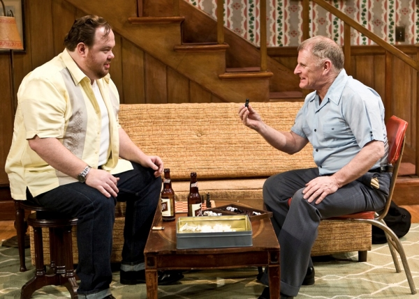 Photo Flash: First Look at David Rabe's AN EARLY HISTORY OF FIRE at The New Group