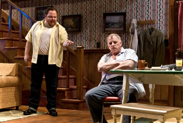 Photo Flash: First Look at David Rabe's AN EARLY HISTORY OF FIRE at The New Group, Opening 4/30