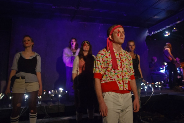Photo Flash: Bailiwick Chicago & The New Colony Premiere RISE OF THE NUMBERLESS