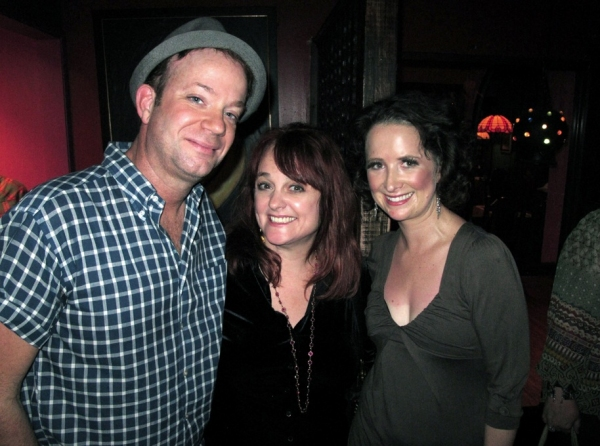 Photo Flash: Comedian Julie Brown Attends INVINCIBLE: THE LEGEND OF BILLIE JEAN! - THE MUSICAL
