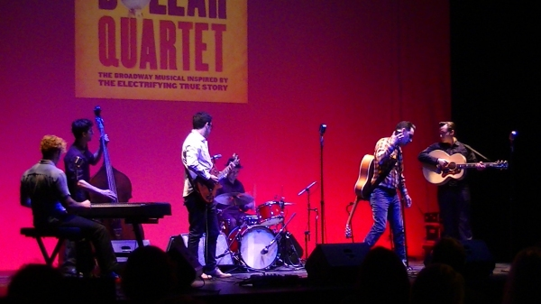 Photo Flash: MILLION DOLLAR QUARTET Surprises Audience in Austin
