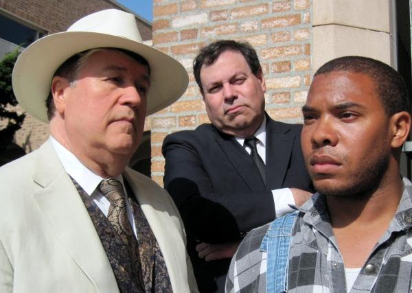 Greg Abbott, Rocky Miller, Marcus Wynn