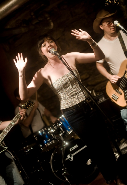 Photo Flash: ROCKERS ANONYMOUS: SOUTHERN COMFORT 4/16 - Feat. Barrett Wilbert Weed, Mark Ayesh & More