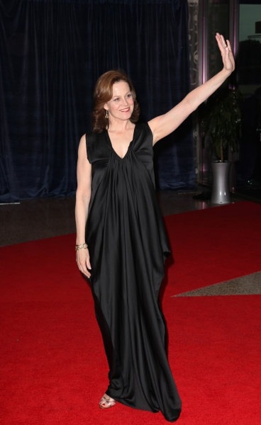 Sigourney Weaver at Viola Davis, Daniel Radcliffe, et al. at 98th Annual White House Correspondents' Association Dinner