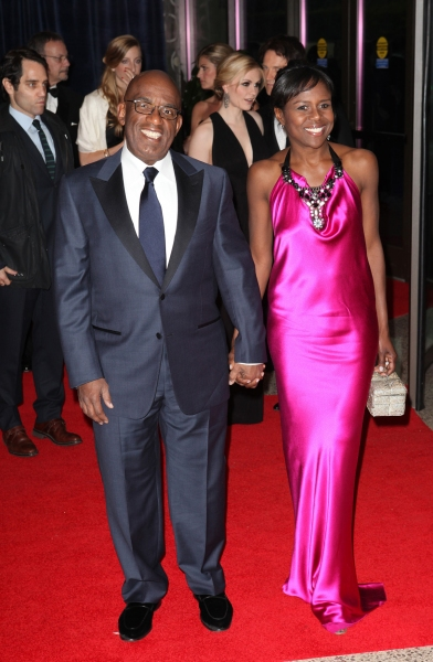 Al Roker & Deborah Roberts  at Viola Davis, Daniel Radcliffe, et al. at 98th Annual White House Correspondents' Association Dinner