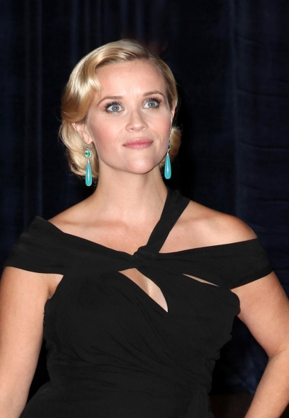 Reese Witherspoon at Viola Davis, Daniel Radcliffe, et al. at 98th Annual White House Correspondents' Association Dinner
