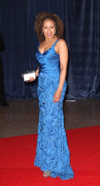 Tamara Tunie  at Viola Davis, Daniel Radcliffe, et al. at 98th Annual White House Correspondents' Association Dinner
