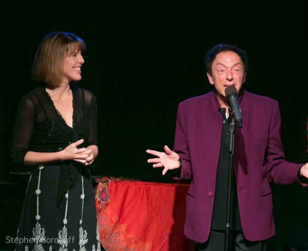 Photo Coverage: Barry Manilow, et al. at AN EVENING WITH MARTY PANZER at The Triad