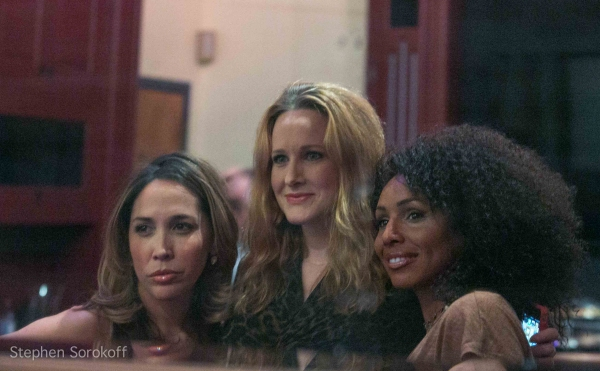 Andrea Burns, Katie Finneran, Maya Days