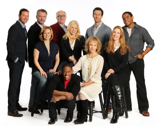 Photo Flash: Meet the Cast of Encores! GENTLEMEN PREFER BLONDES