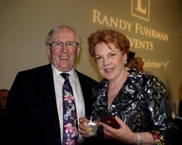 Len Cariou and Beth Fowler