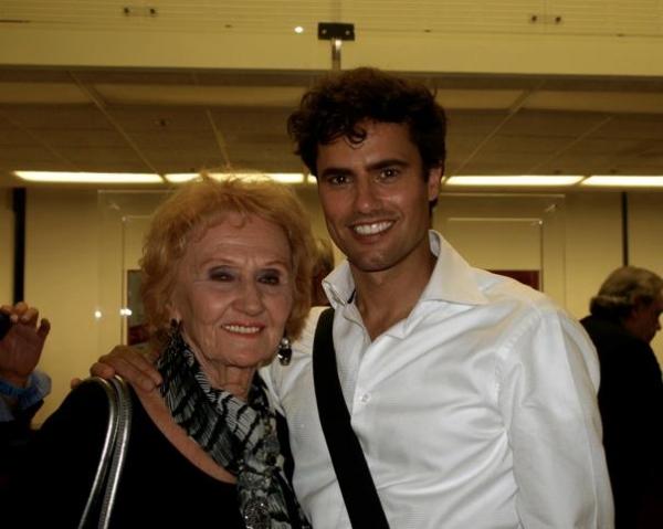 Dottie Reiner and David Burnham Photo