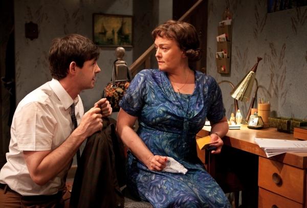 Matthew Edison and Jane Spidell