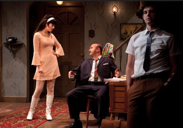Photo Flash: TARRAGON THEATRE Presents Michel Tremblay's THE REAL WORLD? Opening Tonight, 5/2