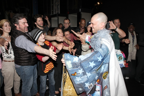 33e486c26c6 Photo Coverage  Inside the LEAP OF FAITH Gypsy Robe Ceremony!