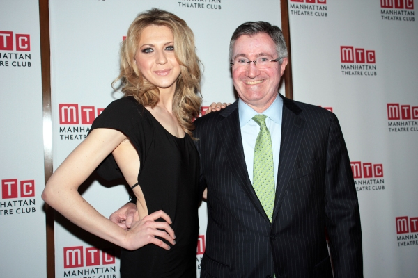 Photo Coverage: Nina Arianda, Jeremy Jordan, GODSPELL and More at Manhattan Theatre Club's Annual Gala!