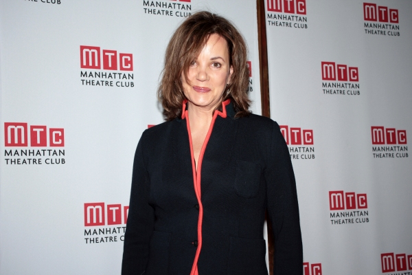 Margaret Colin at Nina Arianda, Jeremy Jordan, GODSPELL and More at Manhattan Theatre Club's Annual Gala!