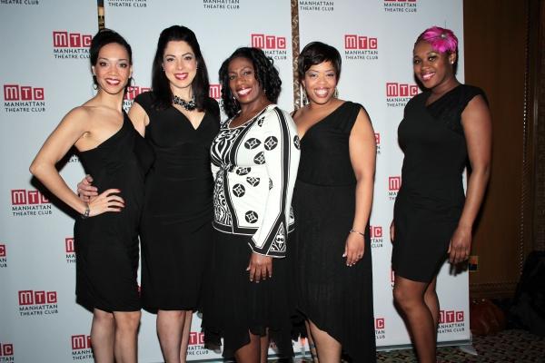 Photo Coverage: Nina Arianda, Jeremy Jordan, GODSPELL and More at Manhattan Theatre Club's Annual Gala!