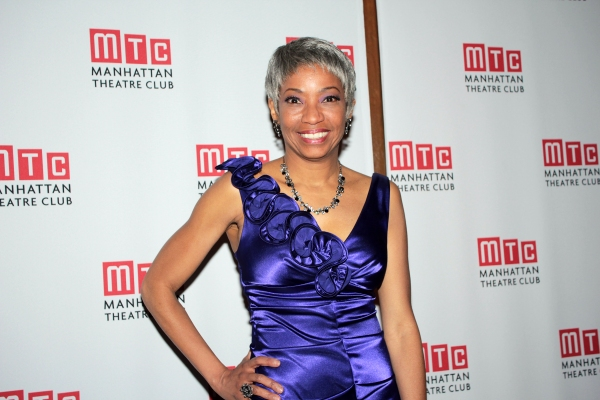 Adriane Lenox at Nina Arianda, Jeremy Jordan, GODSPELL and More at Manhattan Theatre Club's Annual Gala!