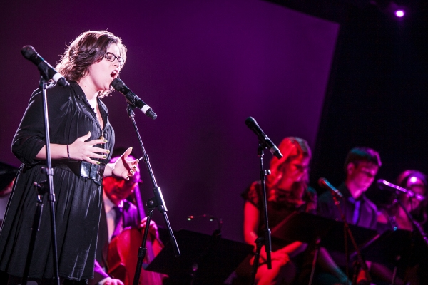Photo Coverage: BROADWAY SINGS ADELE - Matt Doyle, Morgan James and More!