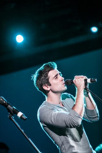 Matt Doyle at BROADWAY SINGS ADELE - Matt Doyle, Morgan James and More!