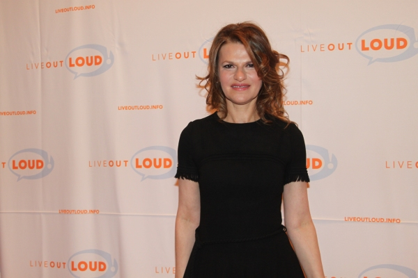 Sandra Bernhard at Live Out Loud 11th Annual Gala