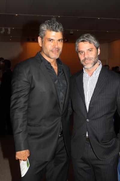 Mike Ruiz and Martin Barisch