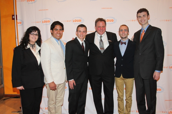 Cassidy Madison, Evan Martinez, Brian Williams,  Bruce T. Sloane, Joshua Blecher-Cohe Photo