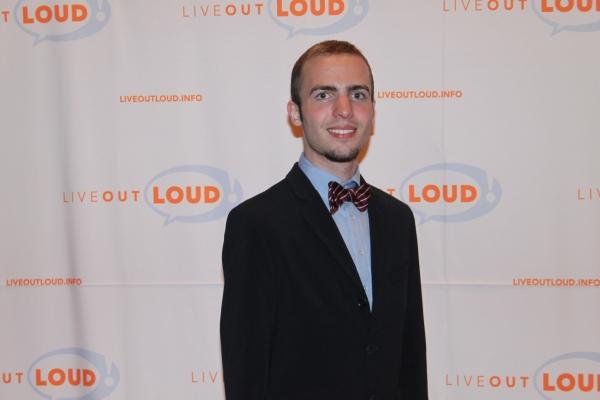Scholarship Winner Joshua Blecher-Cohen Photo