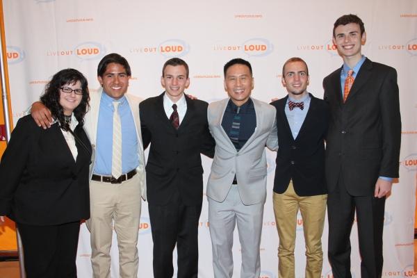 Cassidy Madison, Evan Martinez, Brian Martinez, BD Wong, Joshua Blecher-Cohen and Joh Photo
