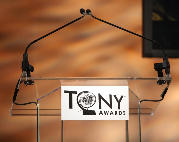 Photo Coverage: Kristin Chenoweth and Jim Parsons Announce the ...
