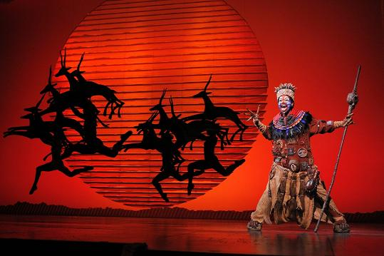 DISNEY'S THE LION KING Leaps To Miami's Arsht Center