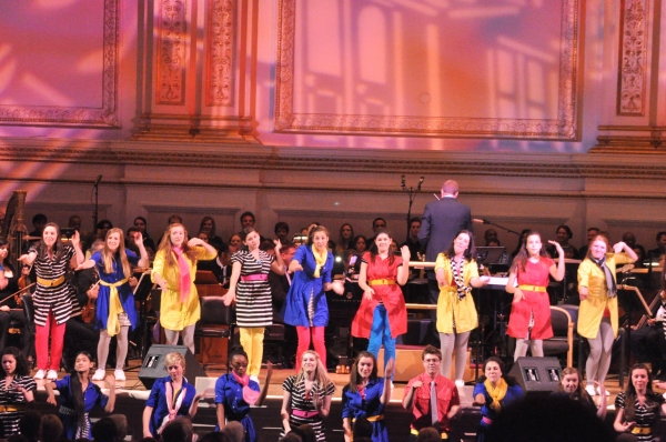 Photo Coverage: Andrew Rannells, Marin Mazzie, et al. at New York Pops 29th Birthday Gala