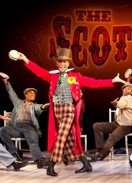 Photo Flash: The Old Globe's SCOTTSBORO BOYS in Performance