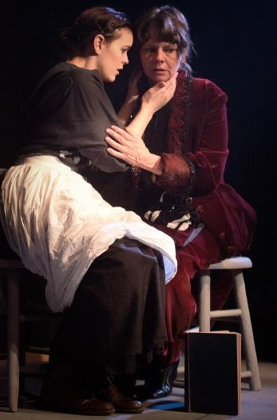 Sheila O'Connor and Linda Reiter