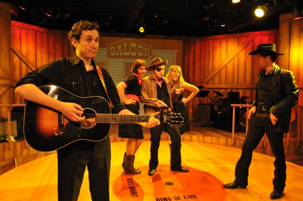 Photo Flash: RING OF FIRE - THE MUSIC OF JOHNNY CASH Plays at SRT's Fallon House