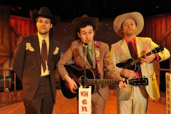 David Elkins, Mike Rosengarten, Sean Riley