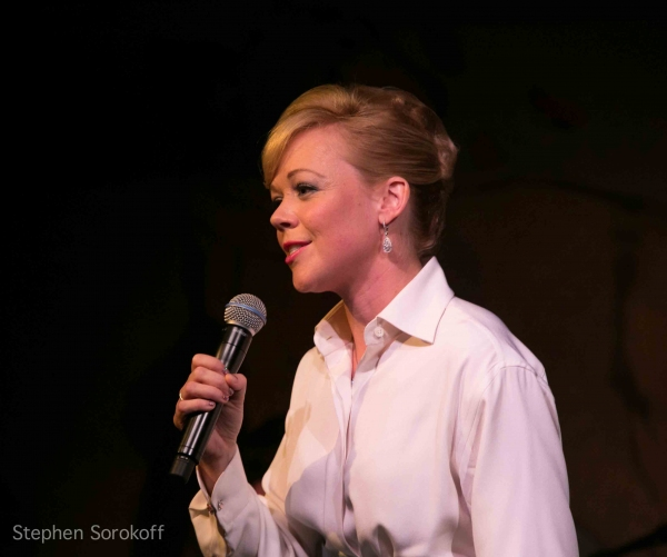 Photo Coverage: Tommy Tune, Helen Hunt and More Visit Emily Bergl's NY I LOVE YOU at Cafe Carlyle!