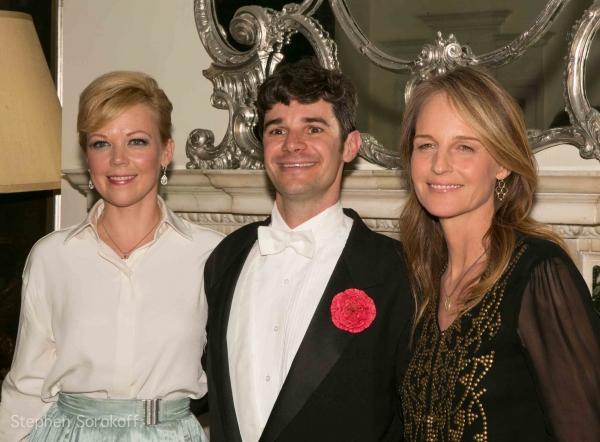 Emily Bergl, Jonathan Mastro, Helen Hunt