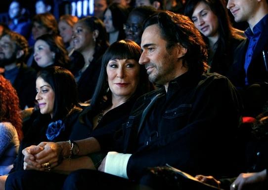 Anjelica Huston & Thorsten Kaye at SMASH 'Preview' Episode Featuring Marc Kudish