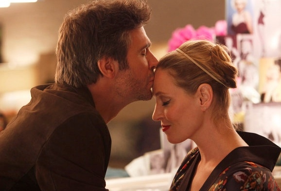 Jack Davenport & Uma Thurman at SMASH 'Preview' Episode Featuring Marc Kudish
