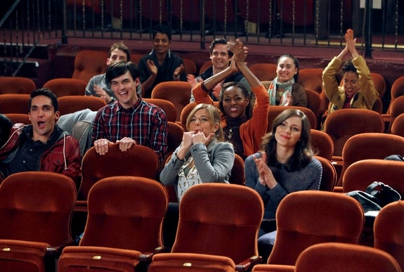 Photo Flash: SMASH 'Preview' Episode Featuring Marc Kudish