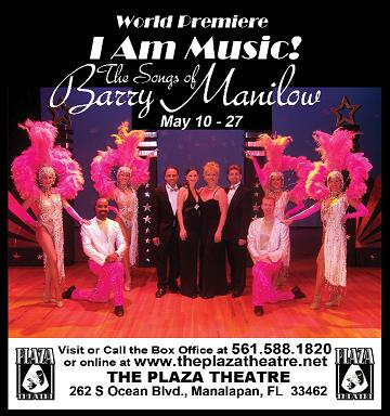 I AM MUSIC - THE SONGS OF BARRY MANILOW