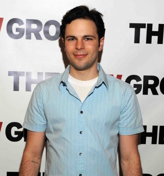 Jonny Orsini at Opening Night Party of AN EARLY HISTORY OF FIRE - Meryl Streep, Noah Bean & More