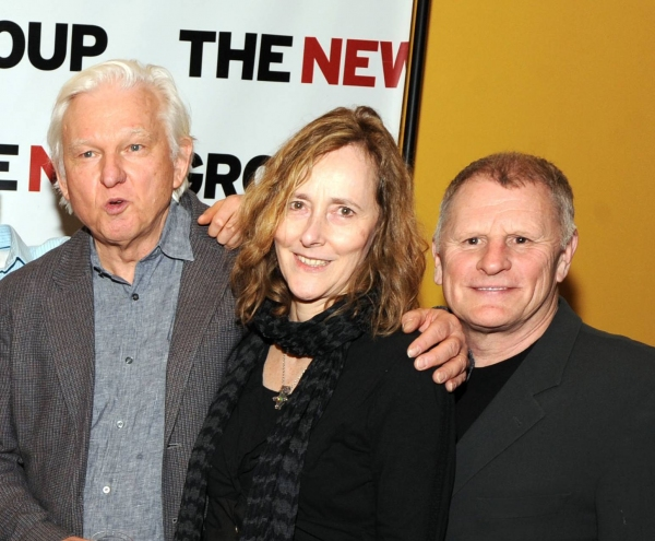 Jo Bonney, David Rabe, Gordon Clapp
